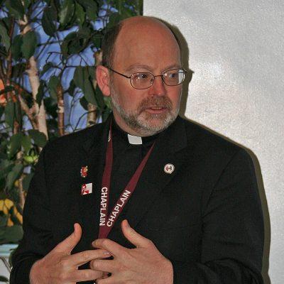 Father Chris Ponnet
