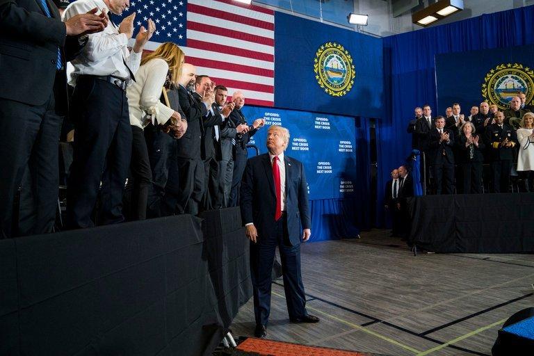Trump in New Hampshire